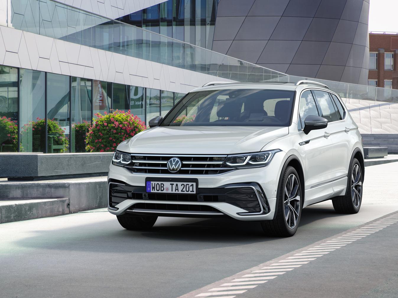 Předprodej Volkswagenu Tiguan Allspace zahájen, připravte si nejméně 737 900 Kč