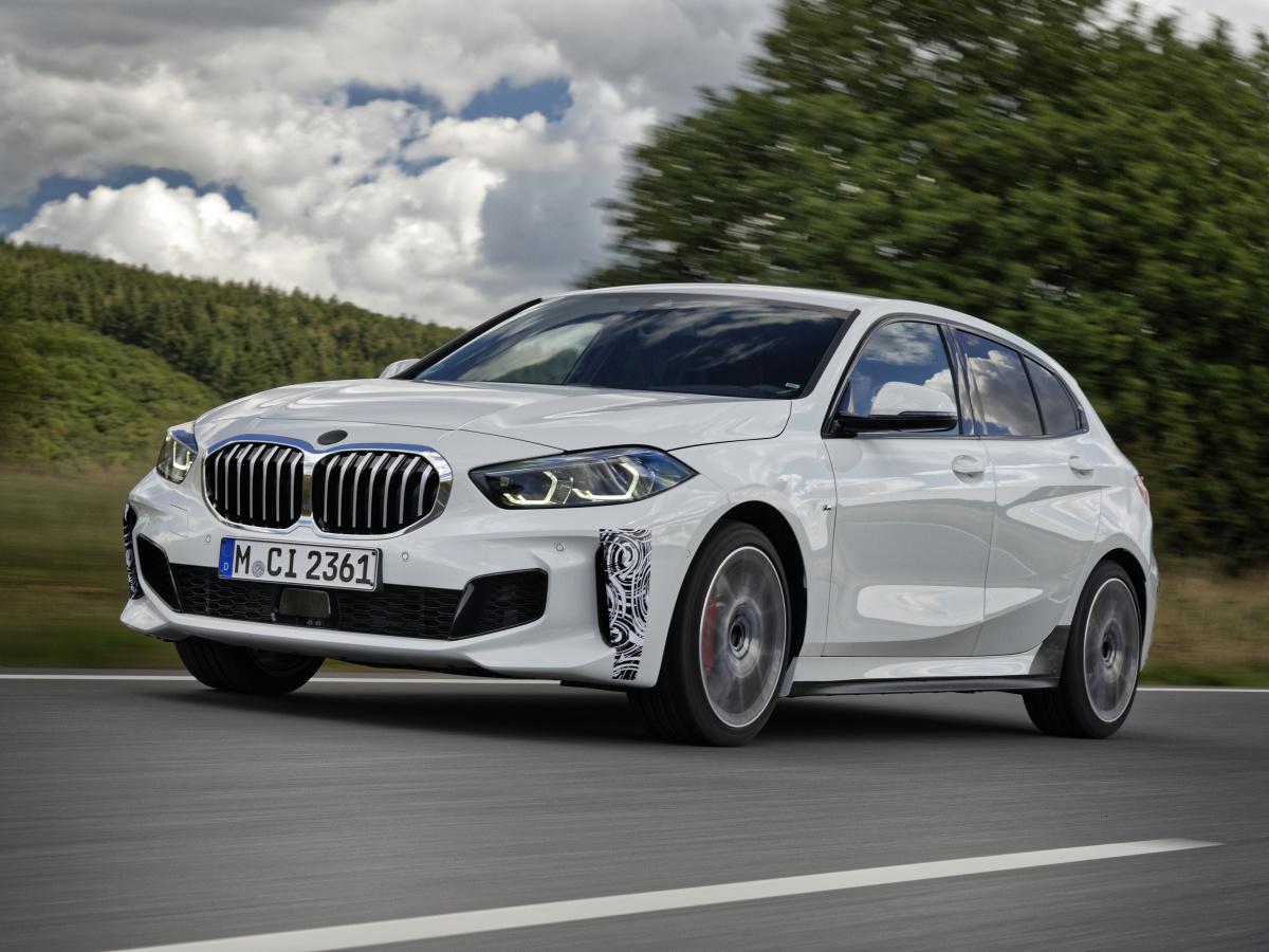 """Přichází ze """"Zeleného pekla"""". BMW 128ti se samosvorem"""