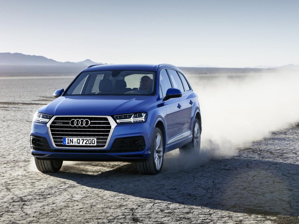 Prodej nové generace Audi Q7 odstartován