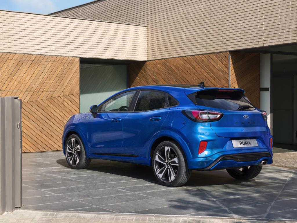Prodej nového SUV Ford Puma zahájen! Půl milionu bohatě stačí