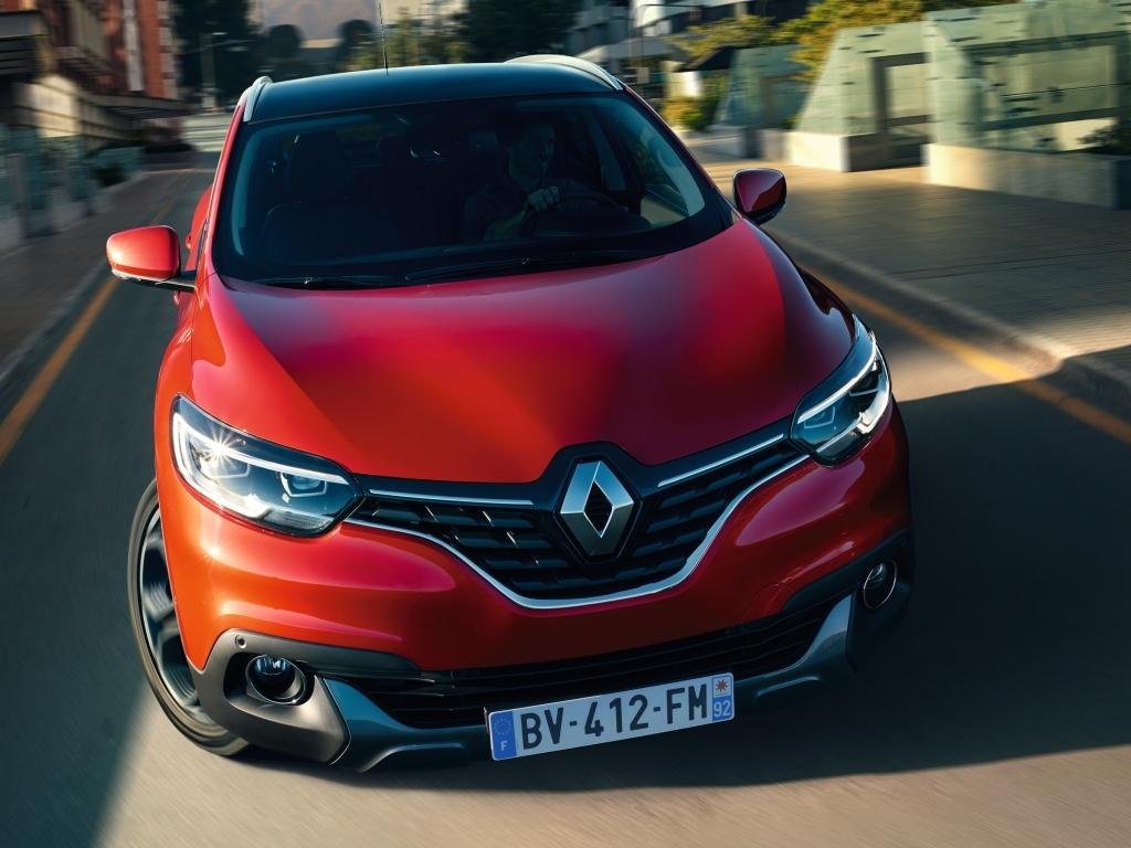 Renault Kadjar dostal motor 1,6 TCe s výkonem 165 koní
