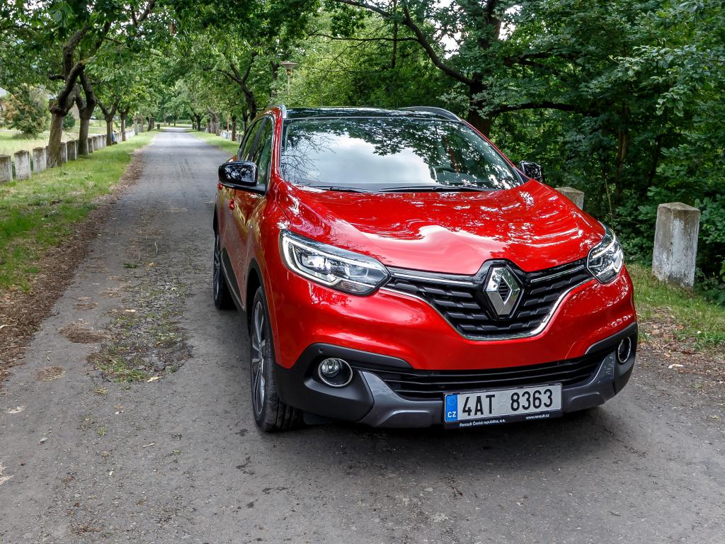 Renault Kadjar - první jízdní dojmy v okolí Prahy
