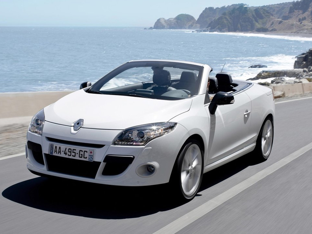 Renault Mégane CC: ceny a technické údaje