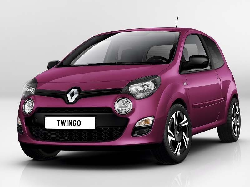 Renault Twingo dostane facelift