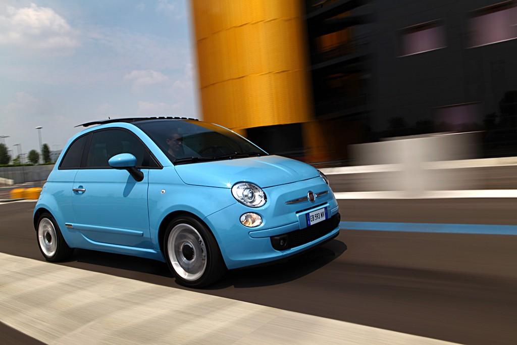 Revoluční dvouválec ve Fiatu 500: spotřeba 4 litry, maximálka 173 km/h!