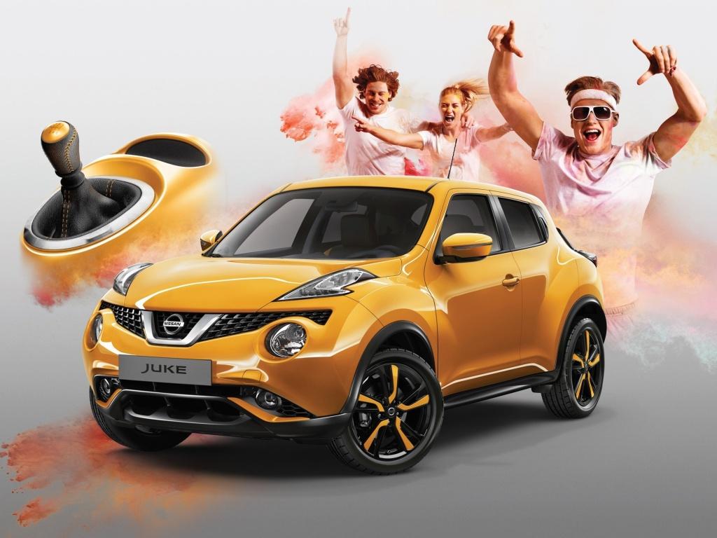 S Nissanem Juke v limitované edici Fun Edition budete zaručeně FUN