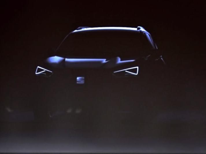 Seat bude mít dvě nová SUV, Aronu menší než Atecu a také větší sedmimístné SUV