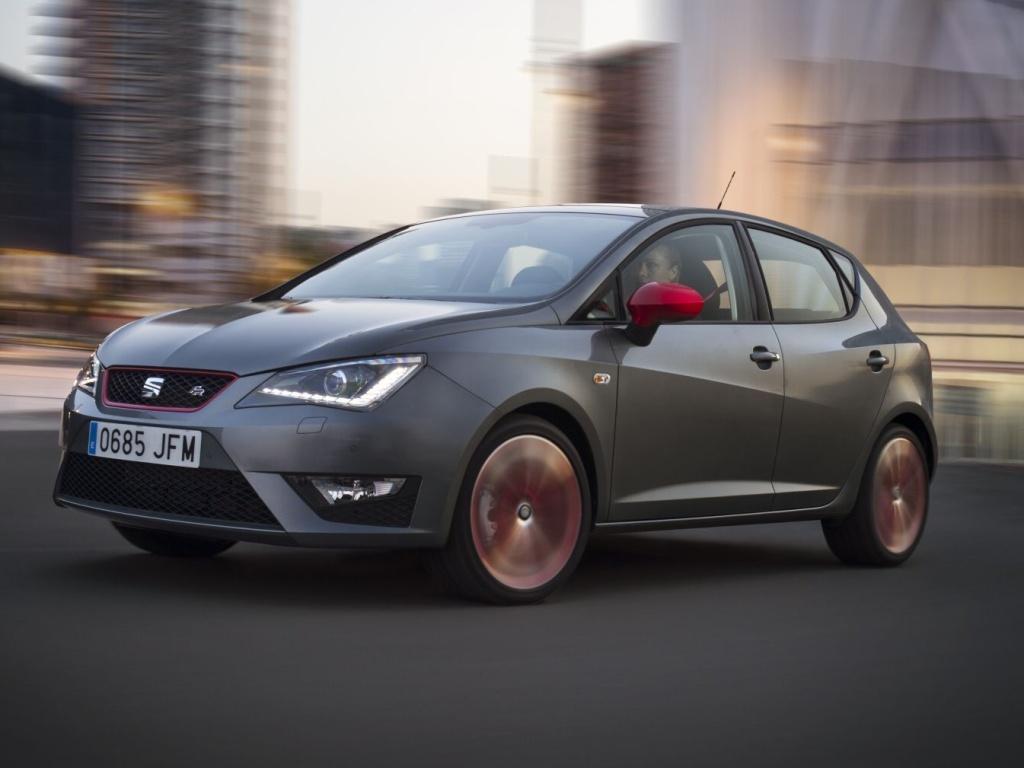 Seat Ibiza po modernizaci má nové motory