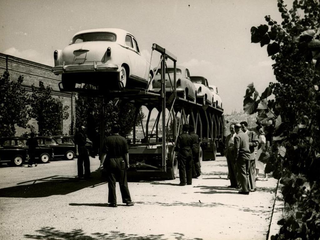 SEAT slaví 60. výročí svého založení