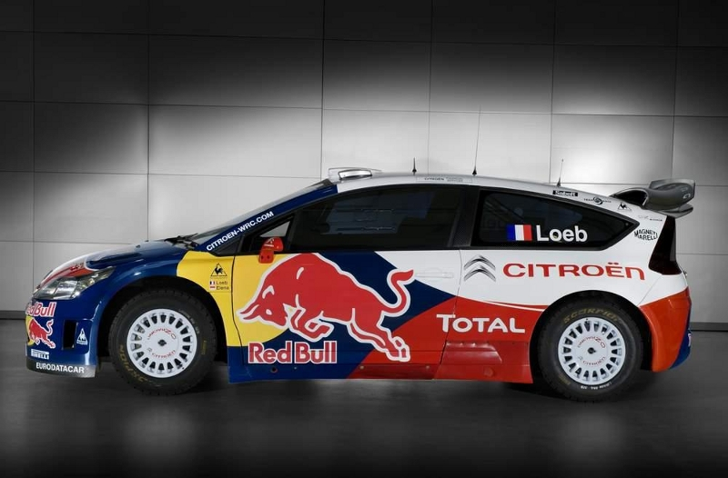 Sébastien Loeb a Daniel Elena přijedou na Setkání mistrů v Sosnové i se svou ostře nabitou C4 WRC