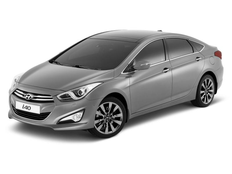 Sedan Hyundai i40 představen na světové premiéře v Barceloně