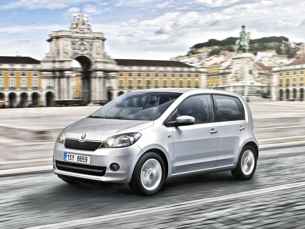 Škoda Citigo 5D s cenou od 189.900 Kč