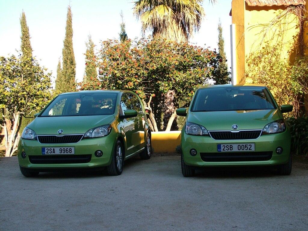 Škoda Citigo – První jízdní dojmy