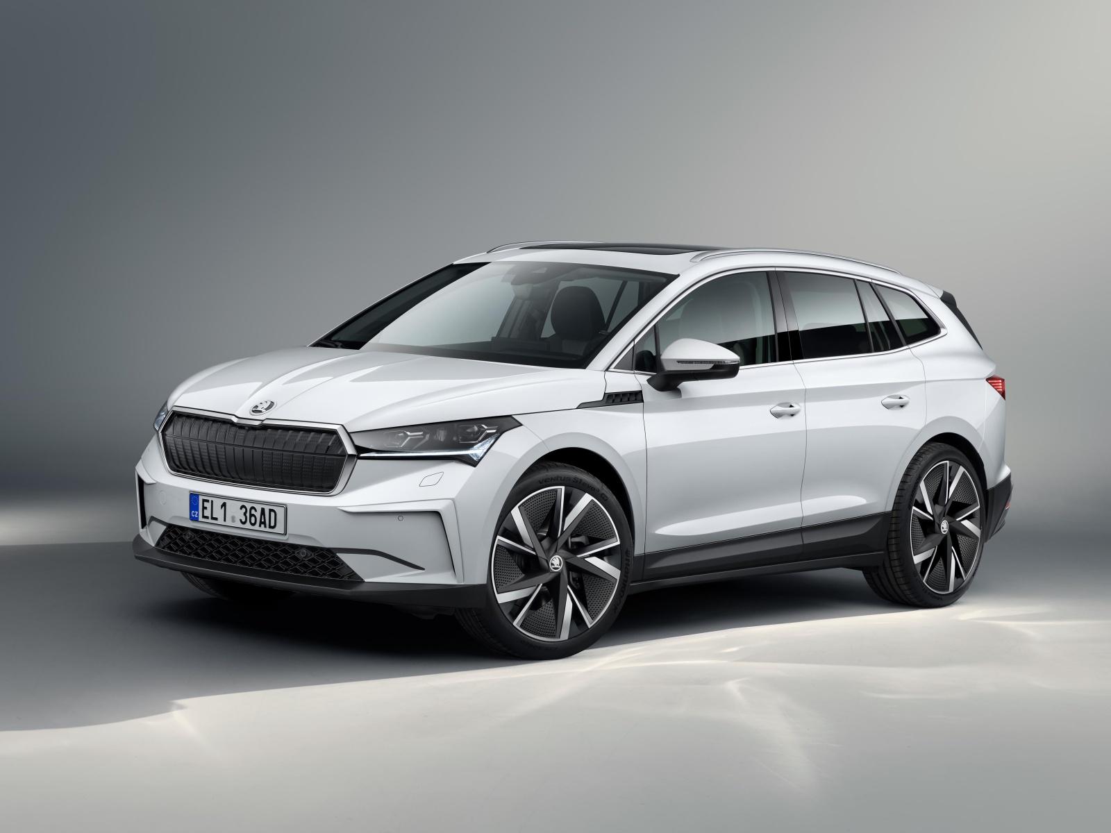 Škoda Enyaq iV 60 v prodeji, milion nestačí
