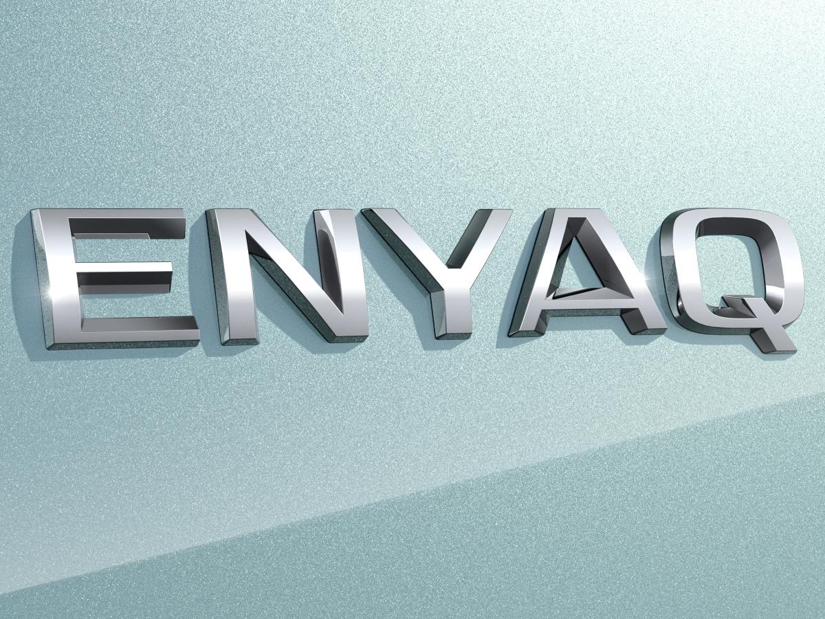 První čistě elektrické SUV značky Škoda se bude jmenovat Enyaq