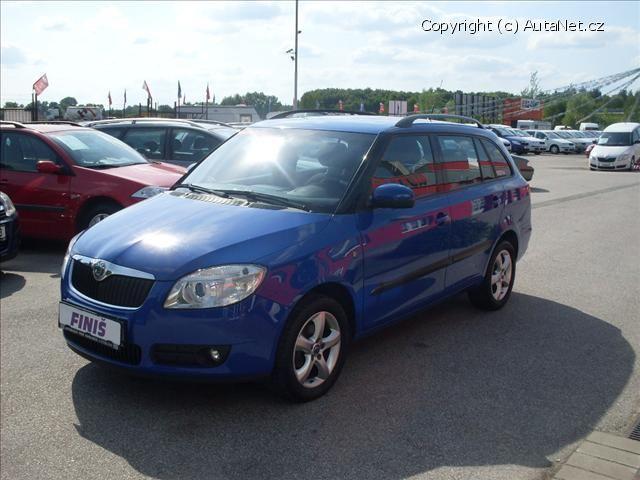 Škoda Fabia II (od r.v. 2007)
