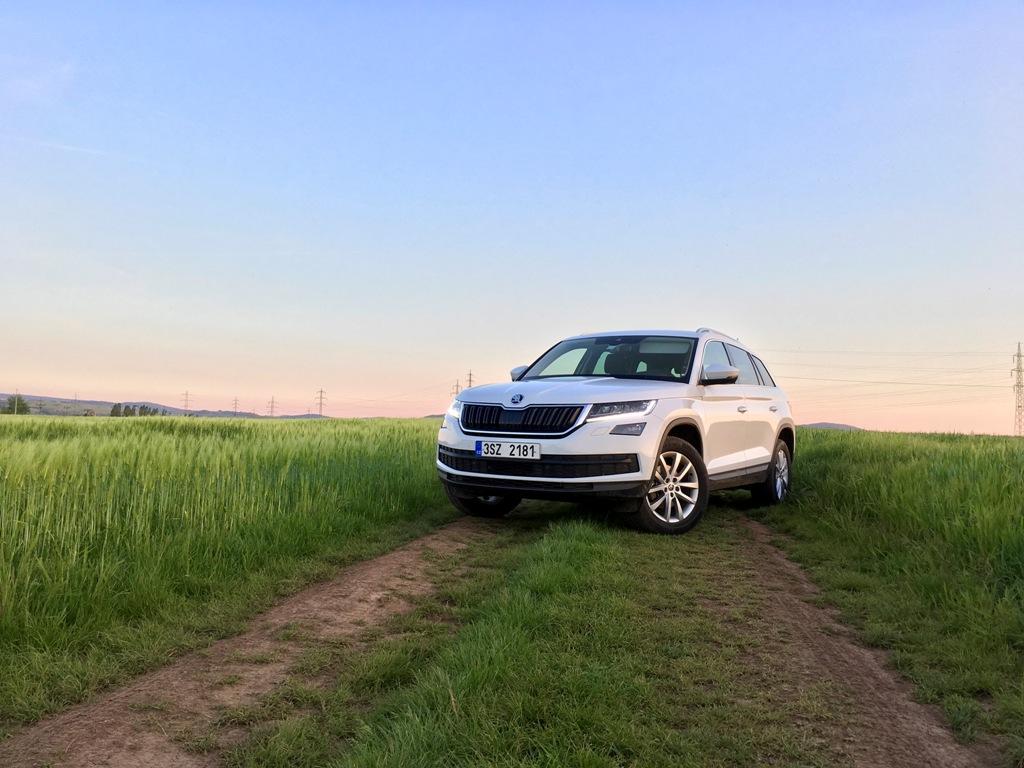 Test: Škoda Kodiaq 1.4 TSI 4x4 6MT - cestou do školky