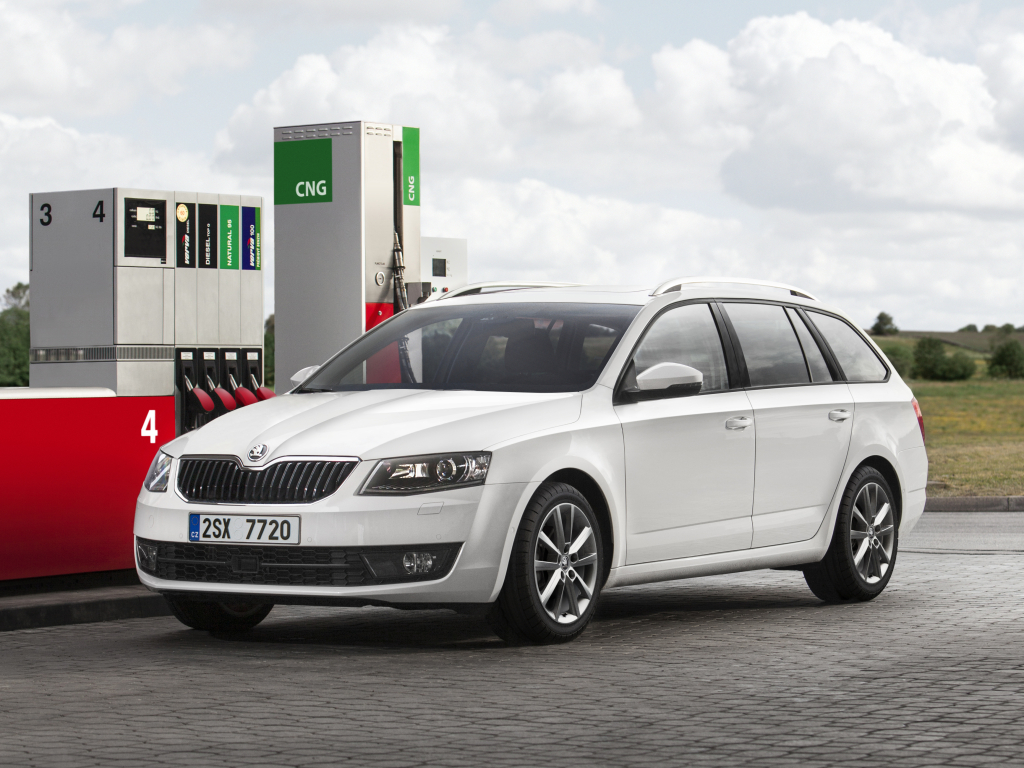 ŠKODA Octavia G-TEC: Čistý pohon na CNG již od 433.900 Kč
