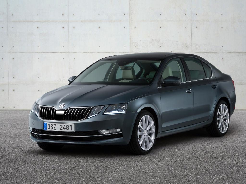 Škoda Octavia new