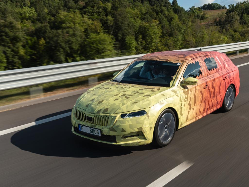 Škoda Octavia - přinášíme kompletní informace o nové již čtvrté generaci