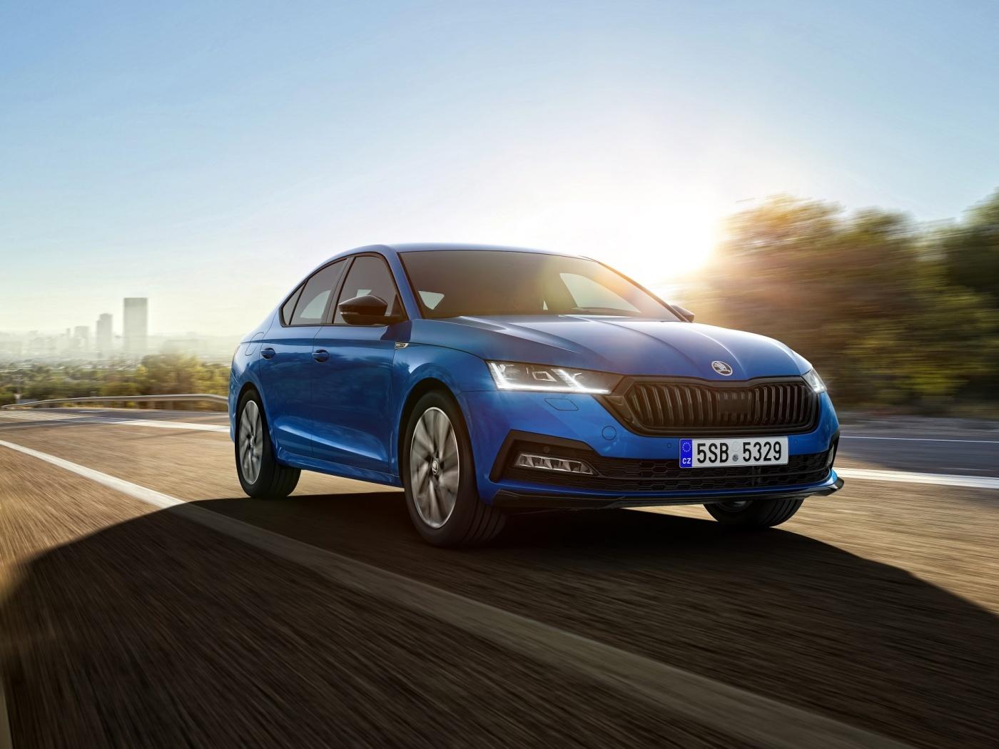 Škoda Octavia Sportline v prodeji, třičtvrtě milionu nestačí