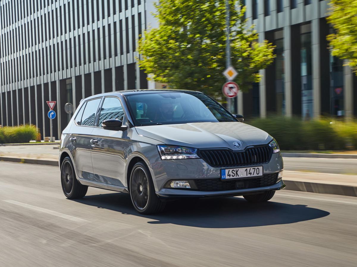 Škoda Scala ani model Kamiq neuniknout edici Monte Carlo