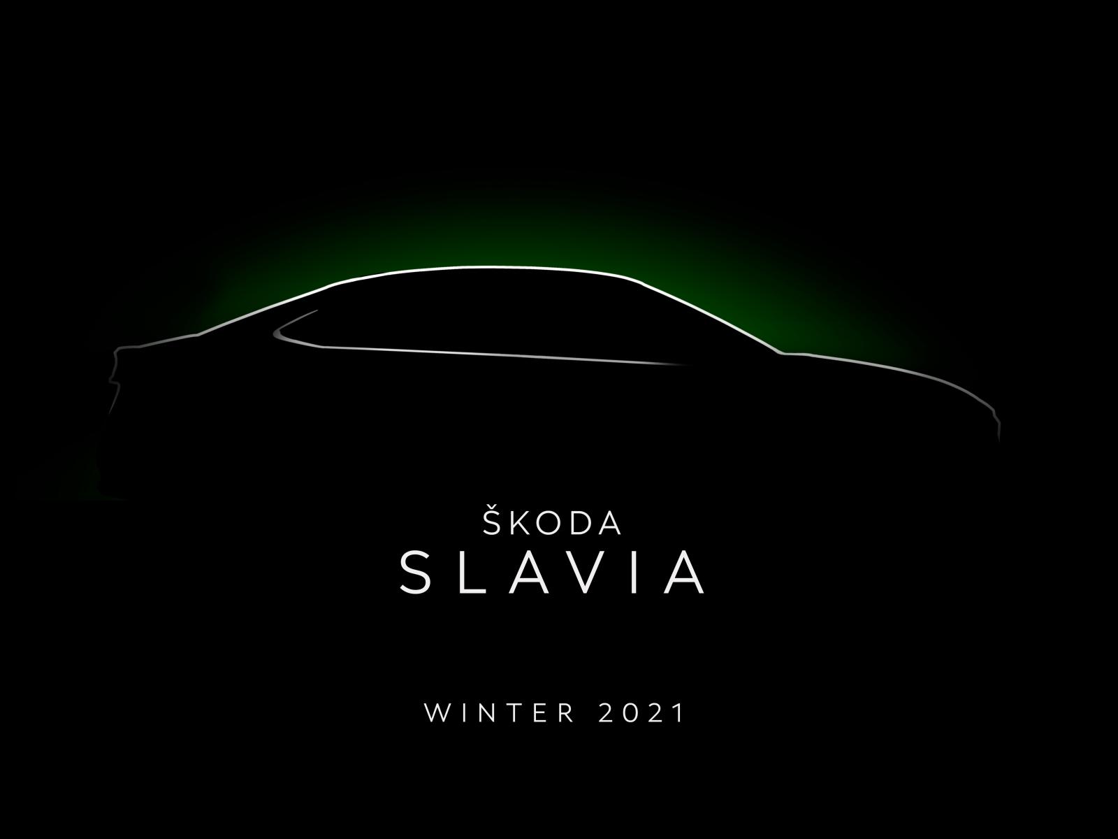 Škoda Slavia bude nový sedan, ale jen pro Indii
