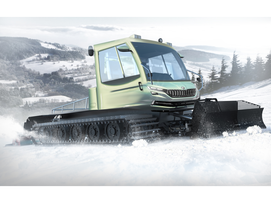 Škoda vstupuje do nového segmentu s modelem Snowman