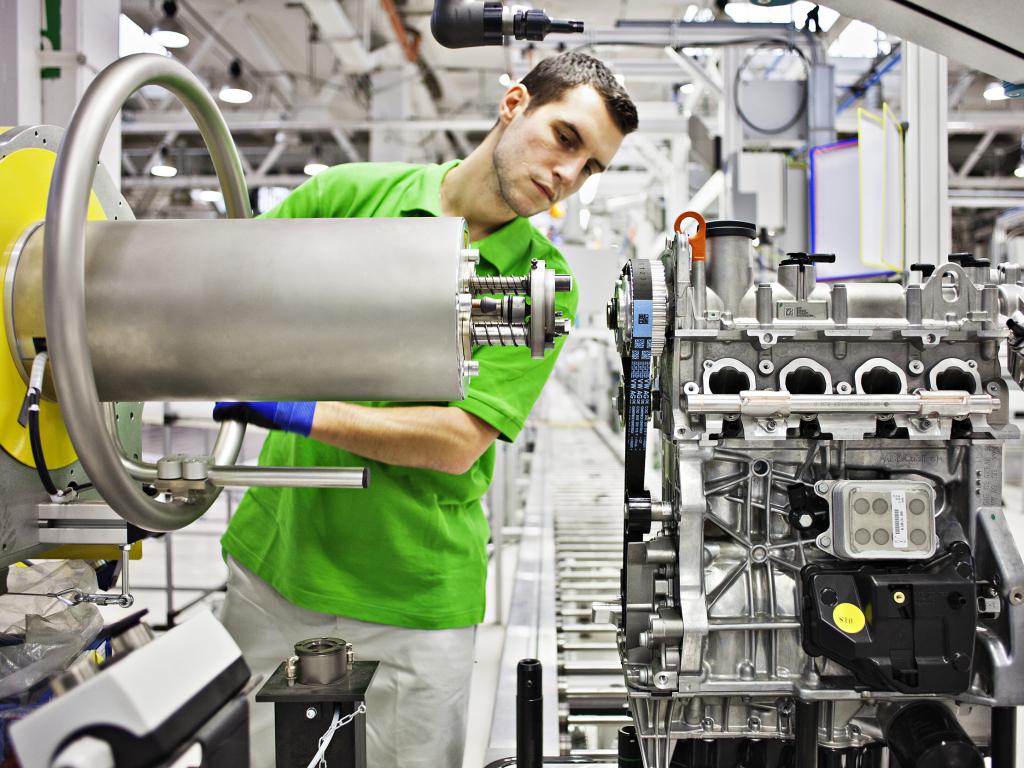 Škoda zahájila výrobu nových motorů TSI
