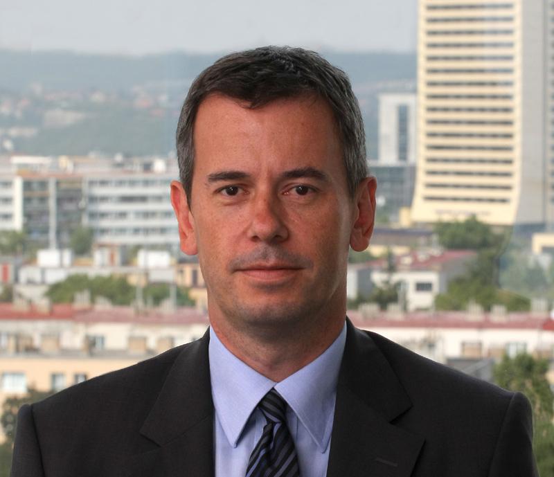 Stephane Chauville novým ředitelem Opelu v ČR a SR