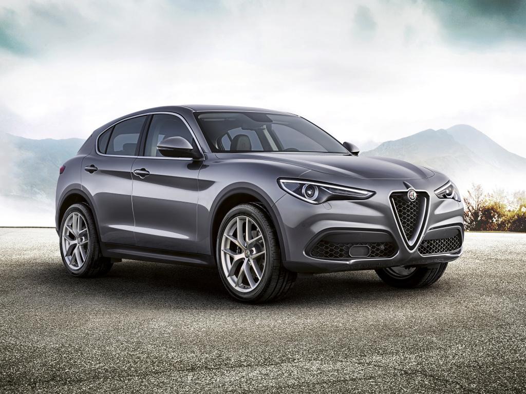 SUV od Alfy Romeo se jmenuje Stelvio a stojí 1,5 milionu