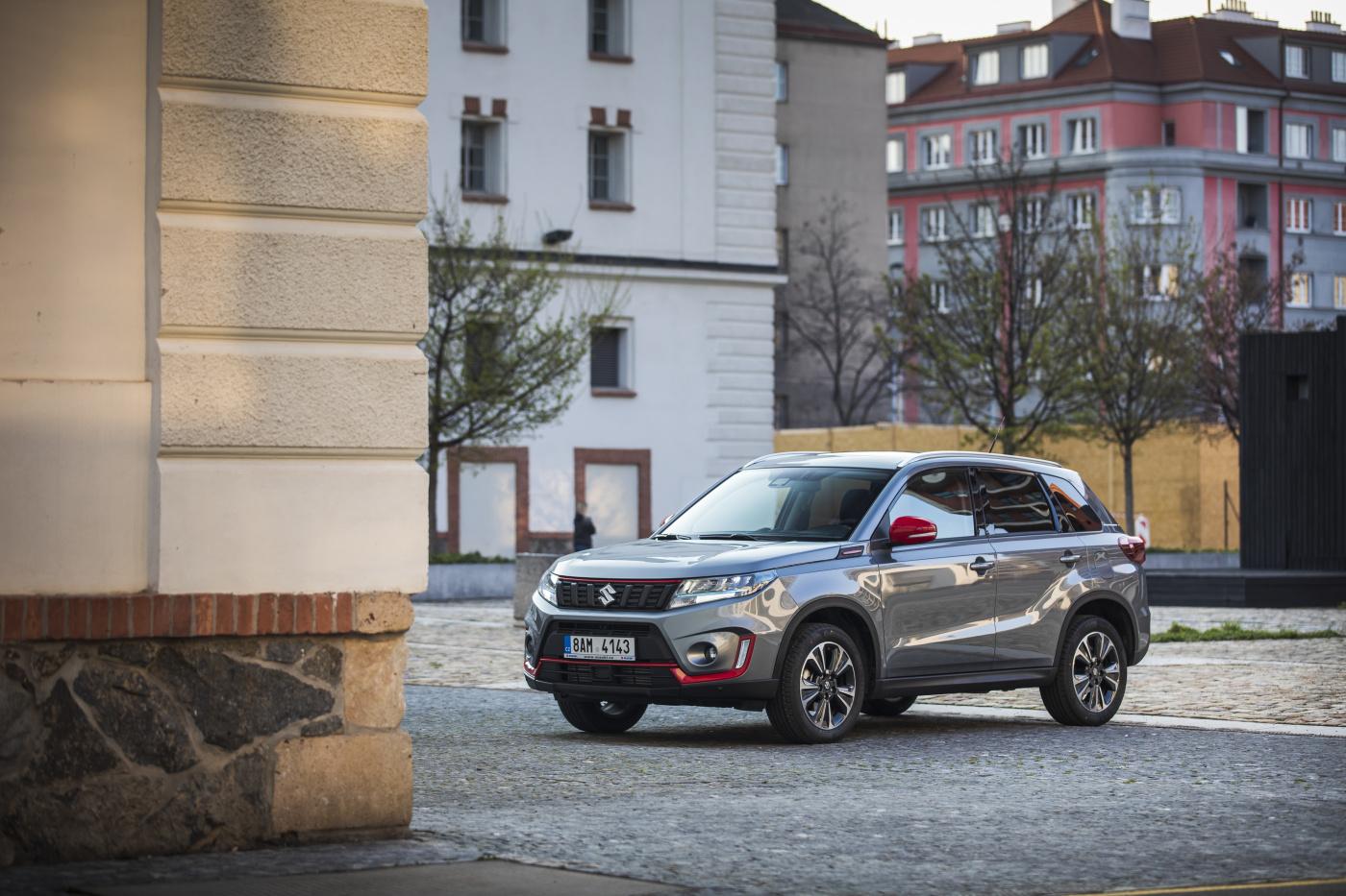 Suzuki představilo Vitaru Style, stačí na ni půl milionu