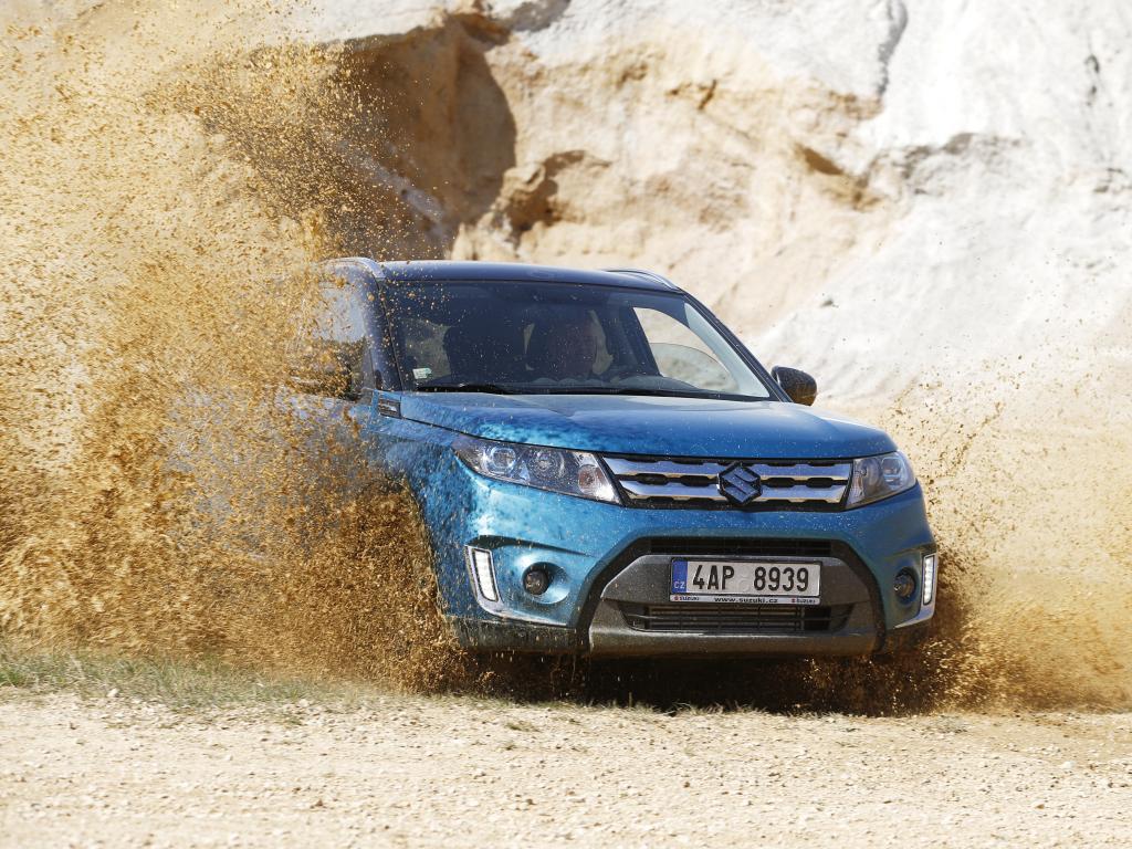Nová Suzuki Vitara v prodeji od 386 700 Kč