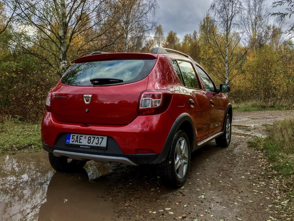 Test: Dacia Sandero Stepway 0.9 TCe Easy-R – průkopník