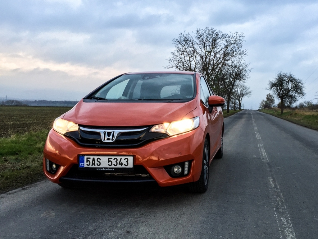 Test: Honda Jazz 1.3 i-VTEC CVT – Tohle mi nedělejte!