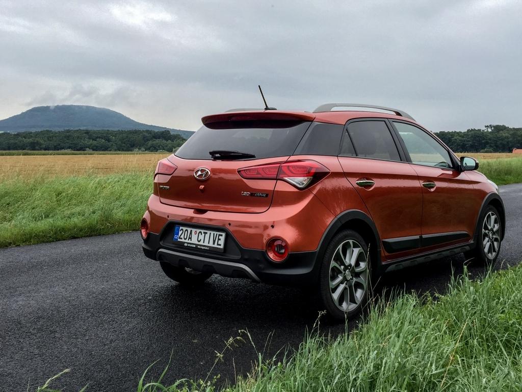 Test: Hyundai i20 Active 1.0 T-GDi – Fabii zbývá jediné… Bát se!