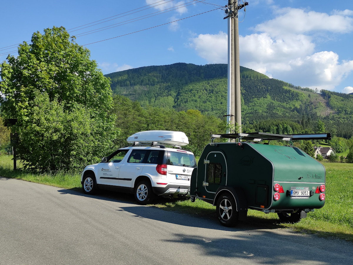 Test: Karavan X-Line Life Style Camper - když cesta je cíl a můžete jet kdekoliv