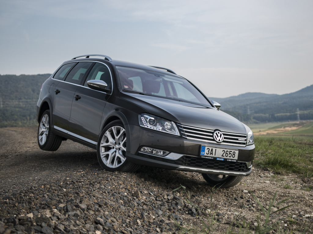 test ojetiny volkswagen passat alltrack 2 0 tdi lovec. Black Bedroom Furniture Sets. Home Design Ideas