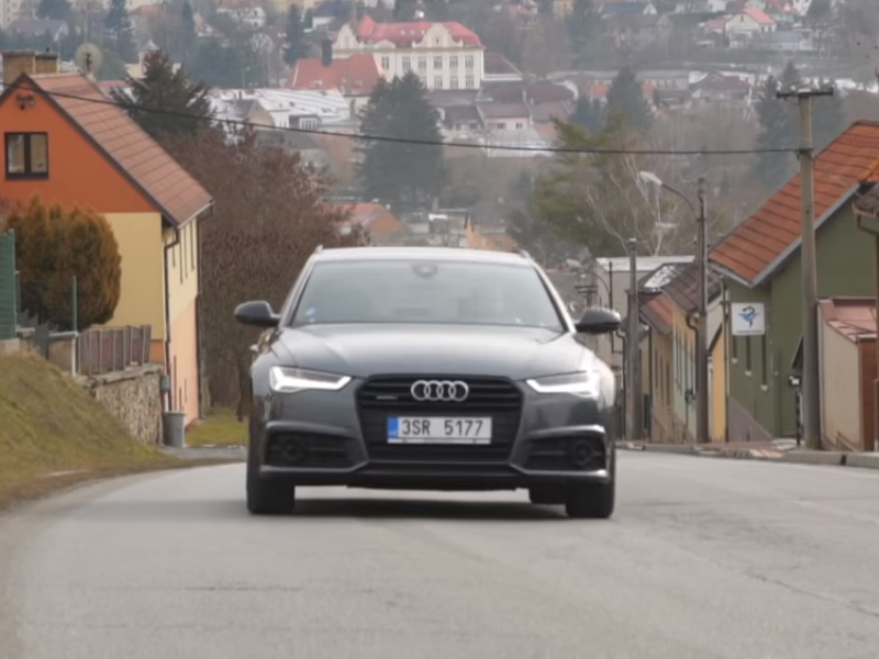 Test ojetiny: Audi A6 Avant 3.0 TDi Quattro (video)