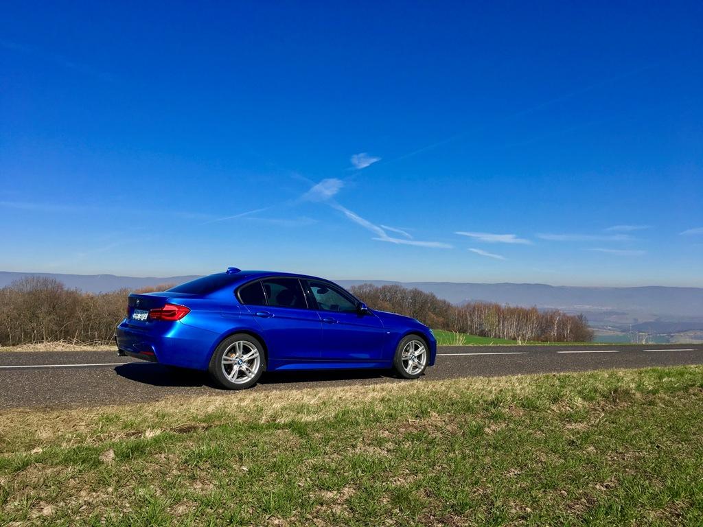 Test ojetiny: BMW 320d xDrive – Ojetina? Vážně?!