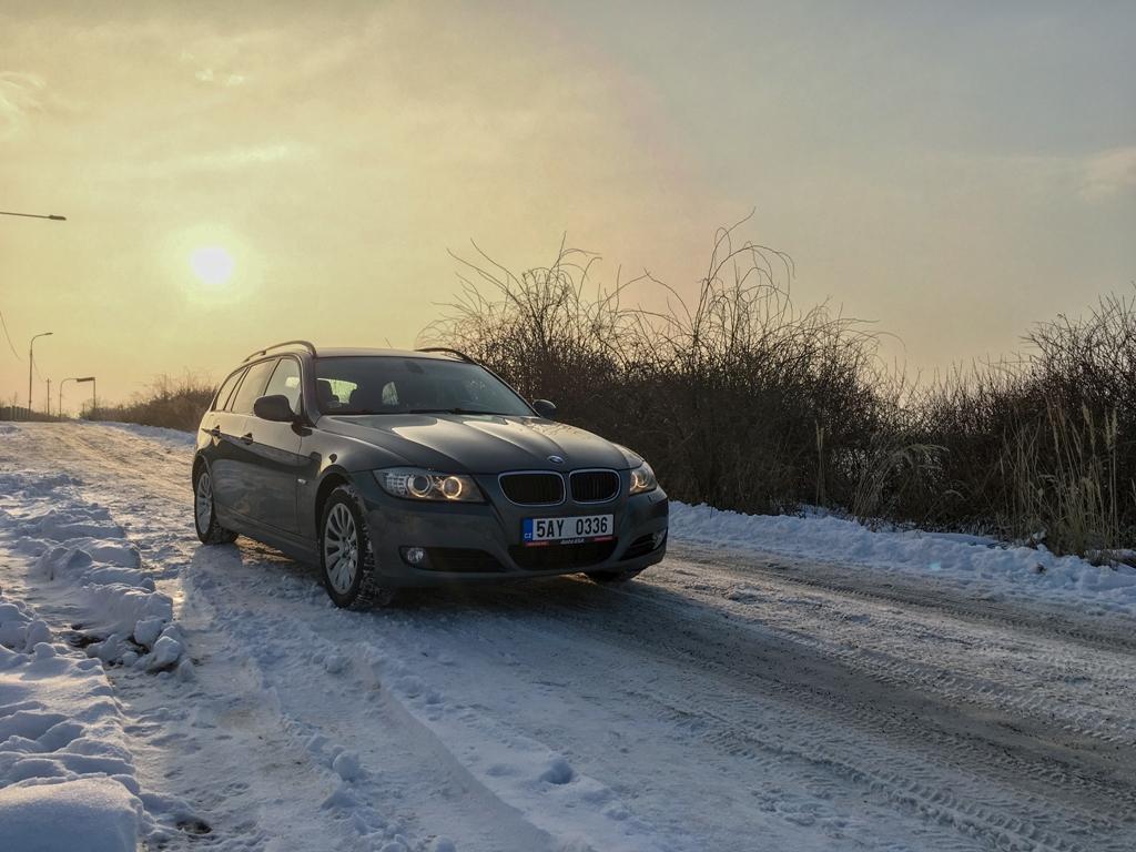 Test ojetiny: BMW 320d xDrive Touring - nevýjimečné BMW