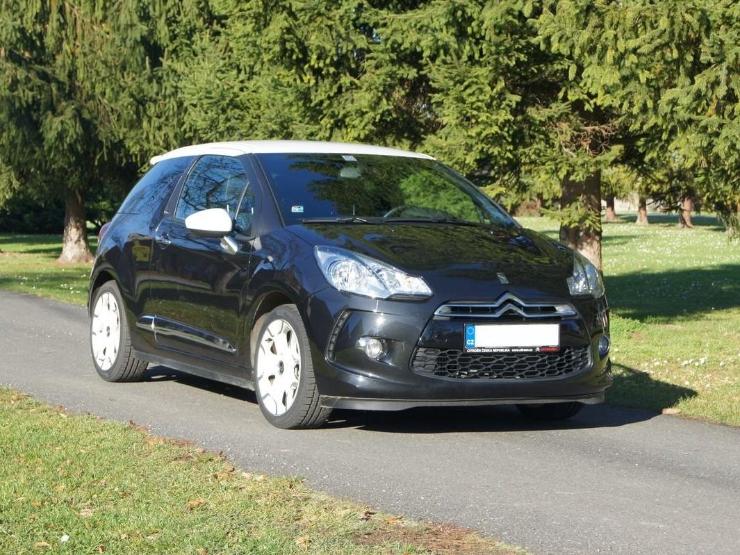Test ojetiny: Citroën DS3 – když chcete vybočit z řady