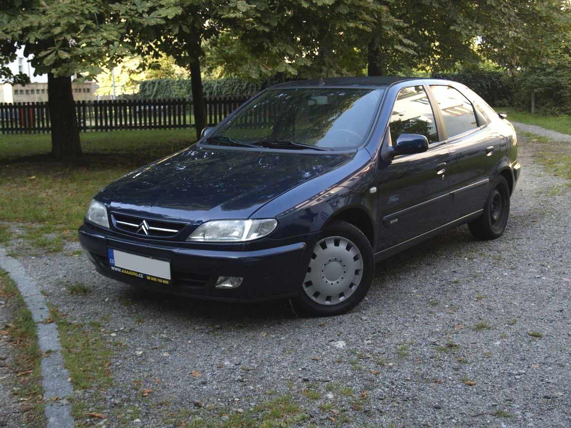 Test ojetiny: Citroën Xsara – levný vůz pro nenáročné