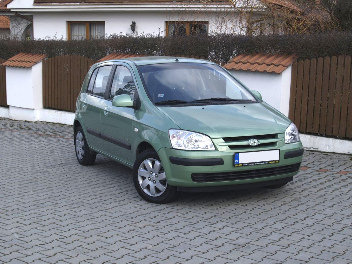 Test ojetiny: Hyundai Getz – konkurent Fabie stále v kurzu