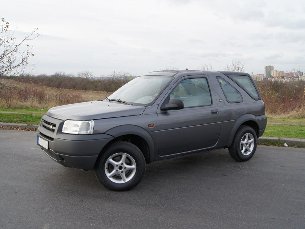 Test ojetiny: Land Rover Freelander – klasika nestárne