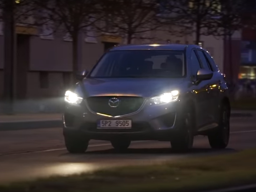 Test ojetiny: Mazda CX-5 2.2D 2WD (video)