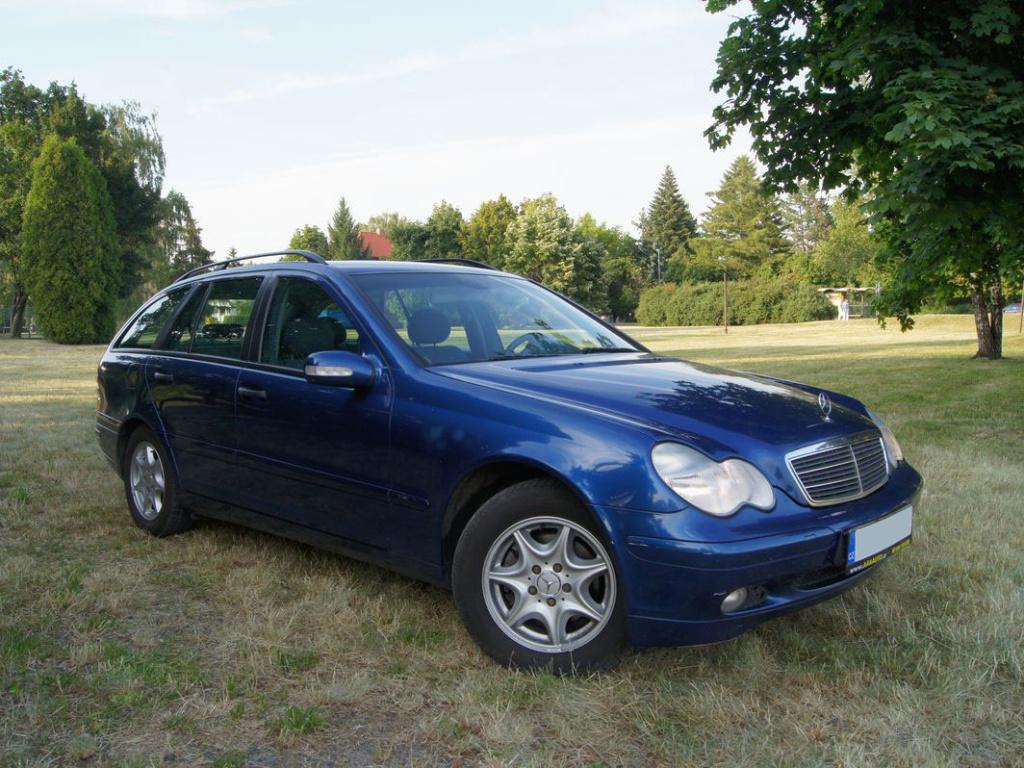 Test ojetiny: Mercedes třídy C – druhá generace ostudu neudělá