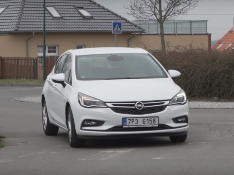 Test ojetiny: Opel Astra 1.4 Turbo (video)