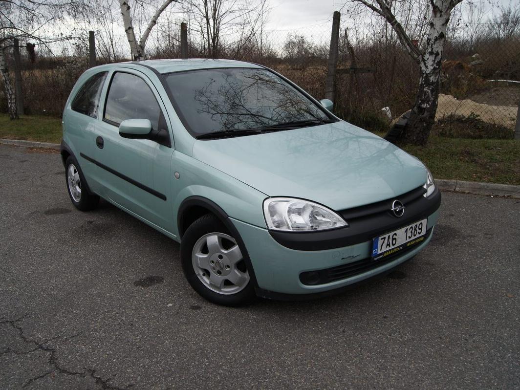 Test ojetiny: Opel Corsa C – malý blesk za malé peníze