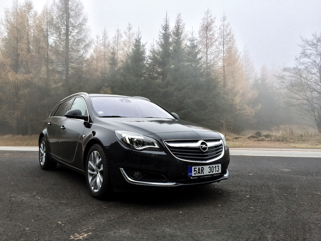 test ojetiny opel insignia sports tourer 2 0 cdti 125kw. Black Bedroom Furniture Sets. Home Design Ideas